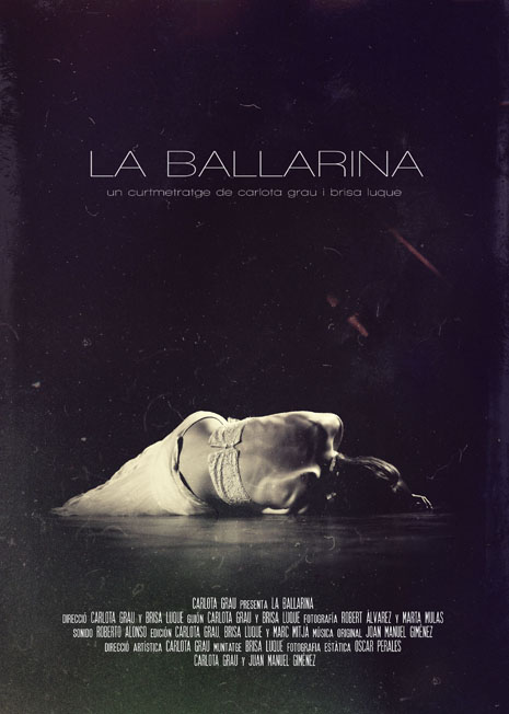 la ballarina_poster