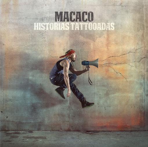 macaco - historias tattooadas - portada