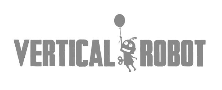 vertical robot - Logo